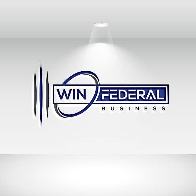 Penyertaan Peraduan #                                        395                                      untuk                                         Logo for Federal Contracting Consulting company