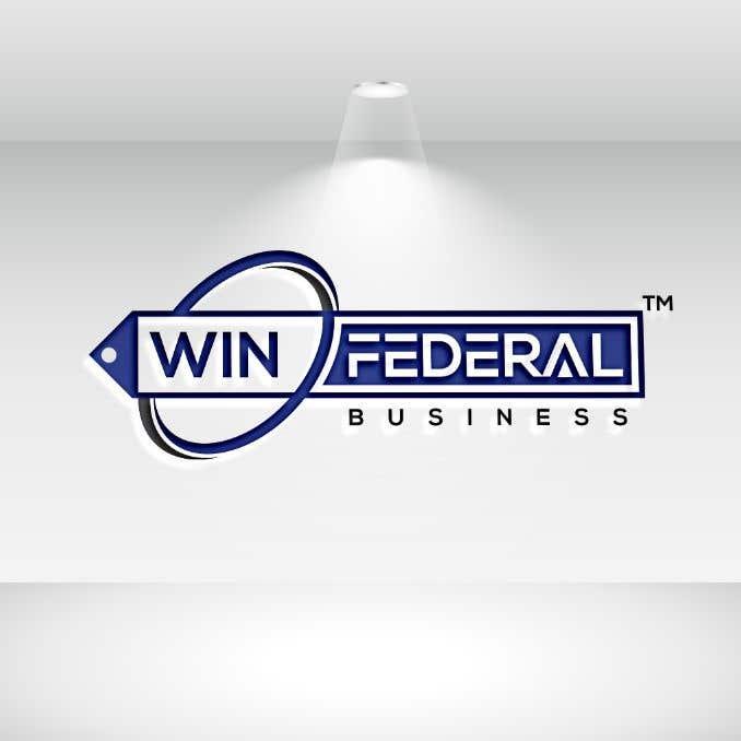 Penyertaan Peraduan #                                        398                                      untuk                                         Logo for Federal Contracting Consulting company