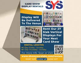 #228 for SYS Rental Flyer by colorseries
