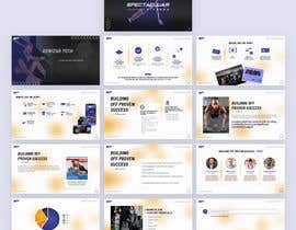 #43 for Redesign a Powerpoint Template af ranggaazputera