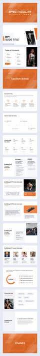 Graphic Design konkurrenceindlæg #38 til Redesign a Powerpoint Template