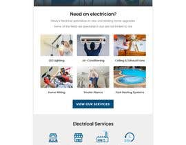 #27 untuk Design me email marketing page oleh Creoeuvre