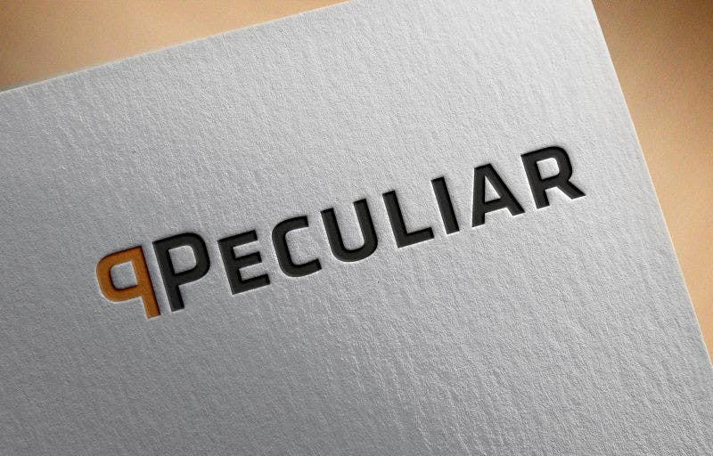 Contest Entry #101 for Design a Logo for Peculiar