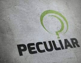 #99 para Design a Logo for Peculiar por designblast001