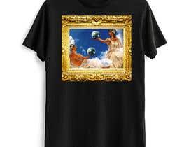 #73 for Design a streetwear/fashion black tshirt with my logo by ibrahimcaglayaa