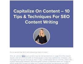 #4 cho Write SEO Optimized content for all pages bởi antor64