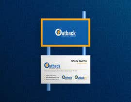 #193 for Business card design by umorali