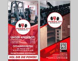 Nro 55 kilpailuun Din Lang Flyer 2 Seitig für ein Fitnessstudio käyttäjältä alakram420