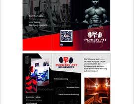 Nro 63 kilpailuun Din Lang Flyer 2 Seitig für ein Fitnessstudio käyttäjältä vivavivi543