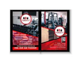 Nro 66 kilpailuun Din Lang Flyer 2 Seitig für ein Fitnessstudio käyttäjältä clickgraphicsbd