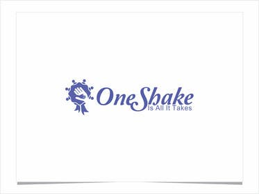 #27 untuk Design a Logo for One Shake Is All It Takes Non-Profit Organziation oleh adrianusdenny