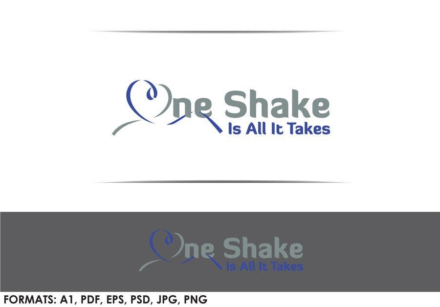 Bài tham dự cuộc thi #13 cho Design a Logo for One Shake Is All It Takes Non-Profit Organziation