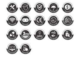 #10 for Build an Icon set af YPAL66