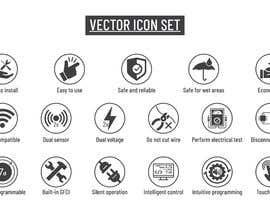 #9 for Build an Icon set af sonudhariwal24