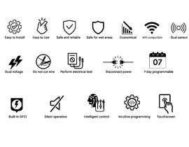 #11 for Build an Icon set af sukhon505