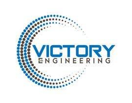 "#194 untuk Design a logo for an engineering firm called ""Victory Engineering"" oleh zahidhasanjnu"