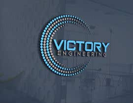 "#199 untuk Design a logo for an engineering firm called ""Victory Engineering"" oleh zahidhasanjnu"