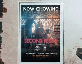 #28 для Movie Poster for Second Reign от sidiqmunandar