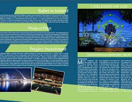 #8 for Make attached word document/presentation into nice brochure af alidicera