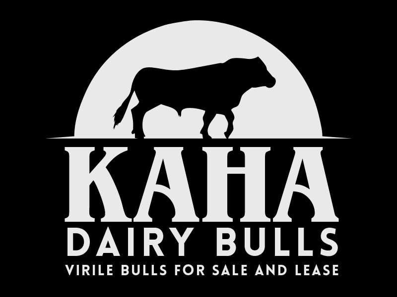 Contest Entry #33 for Design a Logo for Kaha Dairy Bulls