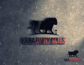 #73 for Design a Logo for Kaha Dairy Bulls by EdesignMK