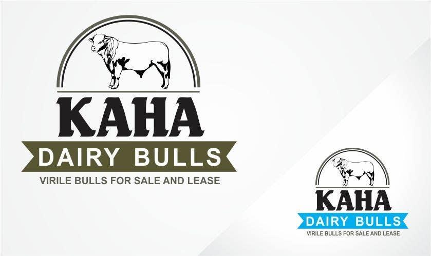 Contest Entry #75 for Design a Logo for Kaha Dairy Bulls