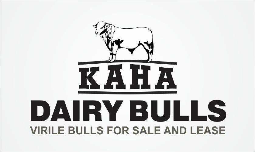 Contest Entry #76 for Design a Logo for Kaha Dairy Bulls