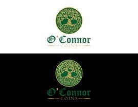 #206 untuk Logo Design - Online Coin Website oleh afbarba66