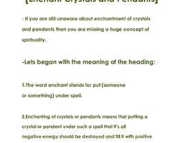 #4 cho I need instructions on how to enchant crystals and pendants bởi MysteriousDrago