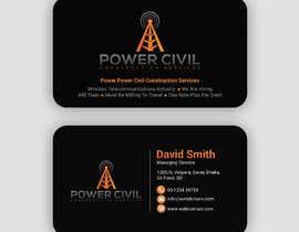 #9 для Business/Hiring Card Design от smartghart