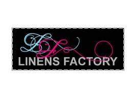 Nro 11 kilpailuun Design a Logo for a Bedding and Linens site käyttäjältä dcalyaneratne