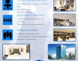 #15 para Design a Flyer for a new business center opening por aamiriftikhar