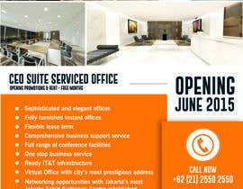 #21 cho Design a Flyer for a new business center opening bởi breekbrains