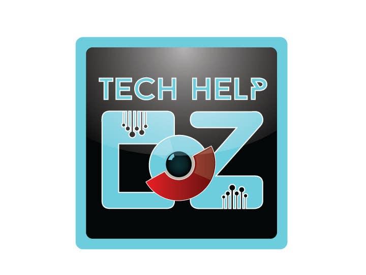 Konkurrenceindlæg #26 for Design a Banner for Tech Help Oz