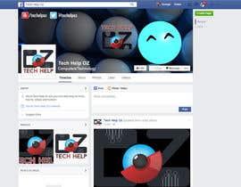 Nro 43 kilpailuun Design a Banner for Tech Help Oz käyttäjältä georgeecstazy