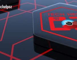 Nro 67 kilpailuun Design a Banner for Tech Help Oz käyttäjältä georgeecstazy