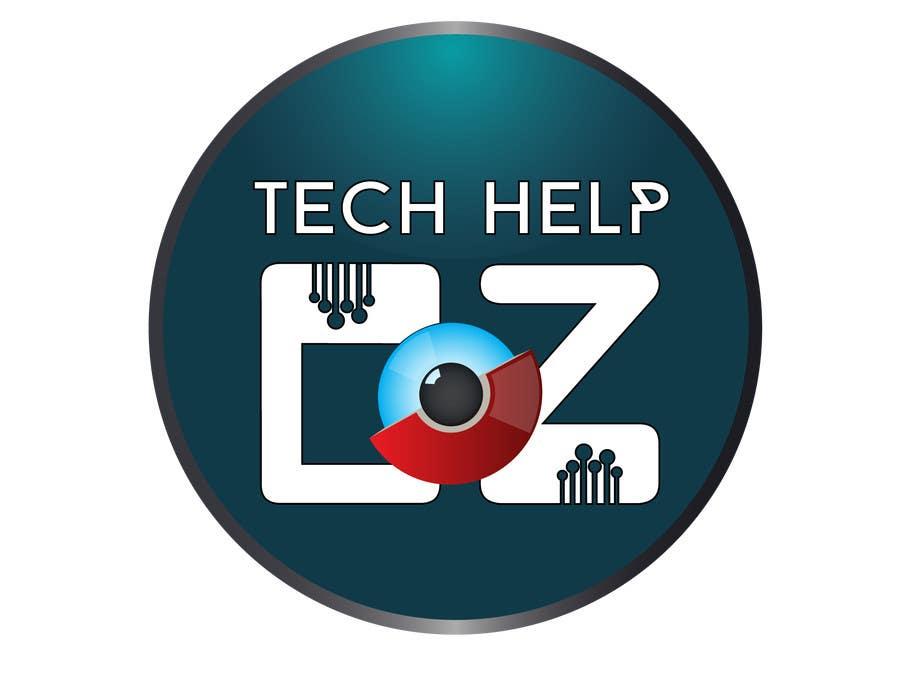 Konkurrenceindlæg #70 for Design a Banner for Tech Help Oz