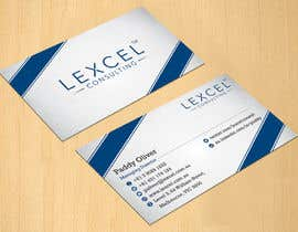 #104 cho Design some Business Cards for Lexcel Consulting bởi dinesh0805