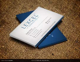 #2 cho Design some Business Cards for Lexcel Consulting bởi arnee90
