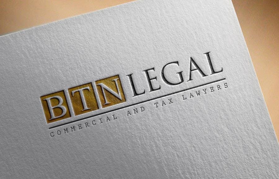 Konkurrenceindlæg #323 for Design a Logo for BNT Legal