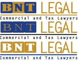 #342 untuk Design a Logo for BNT Legal oleh floatinghead