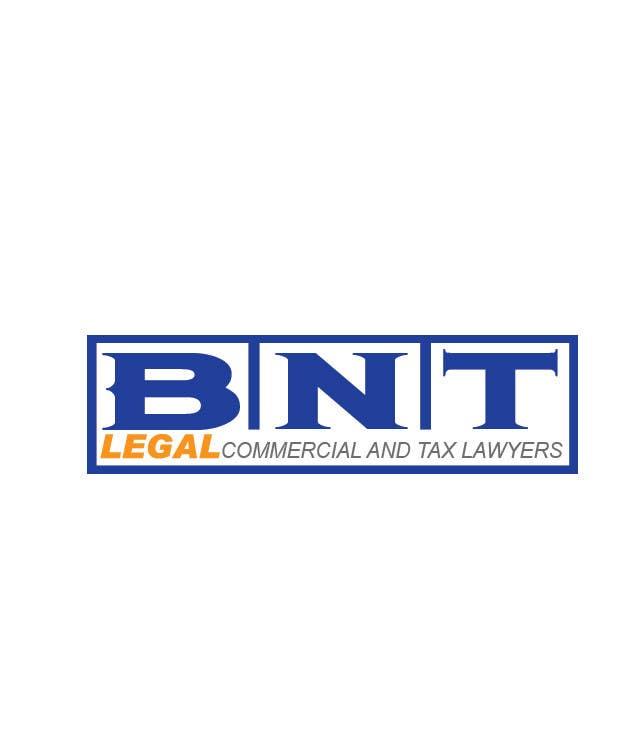 Konkurrenceindlæg #272 for Design a Logo for BNT Legal