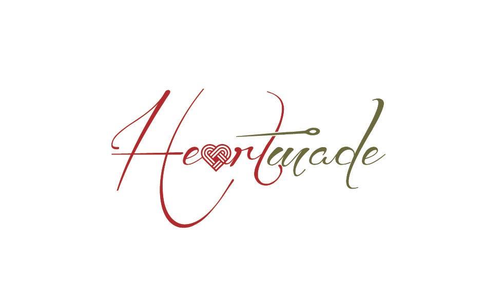 Konkurrenceindlæg #                                        21                                      for                                         Design a Logo for handmade textiles