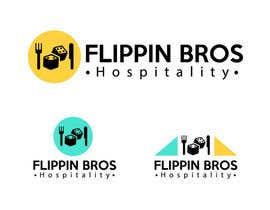 riyazart tarafından Design a Logo for Flippin Bros Hospitality -- 2 için no 3
