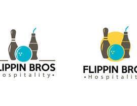 riyazart tarafından Design a Logo for Flippin Bros Hospitality -- 2 için no 20