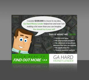 #29 cho Design a Banner for GA Hard Money Lender bởi goranjokanovic