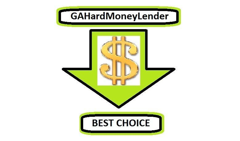 Konkurrenceindlæg #5 for Design a Logo for GAHardMoneyLender.com