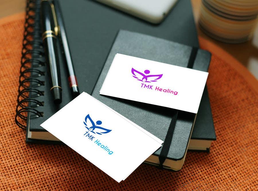 Inscrição nº                                         18                                      do Concurso para                                         Logo for healing business needed.