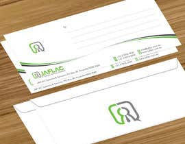 Nro 17 kilpailuun Design some Stationery for an IT Company, logo and colours provided käyttäjältä jobee
