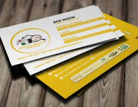jannatennayem64 tarafından Design some Business Cards for a Pest Control business için no 14